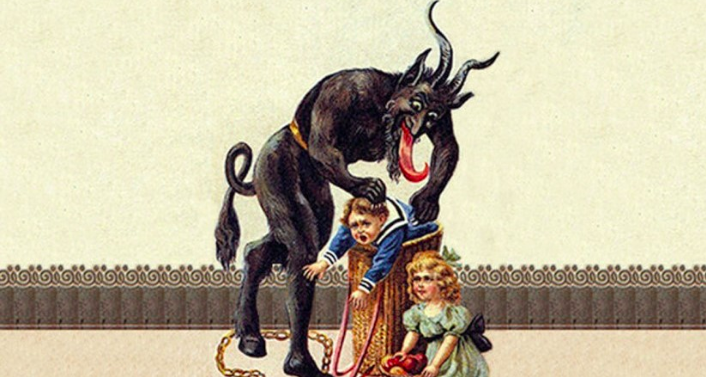 How Satan Saved Christmas