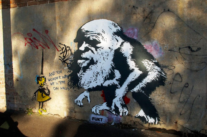 Darwin Is Satan (And We're Okay With That)