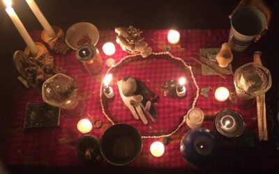 Satanic New Moon Ritual