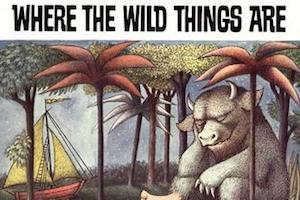 Book: Where The Wild Things Are, Maurice Sendak