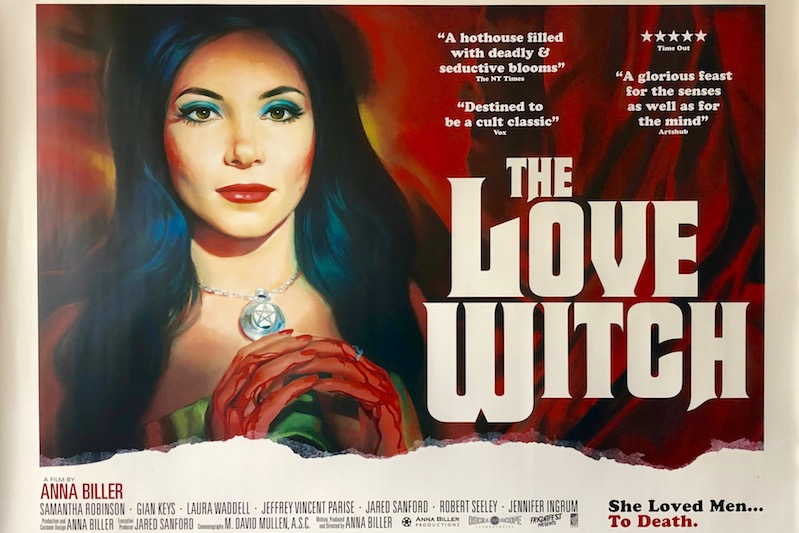 Movie: The Love Witch (2016)