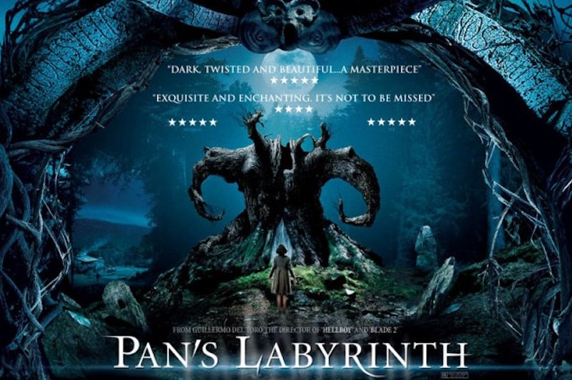 Pan's Labyrinth (2006)