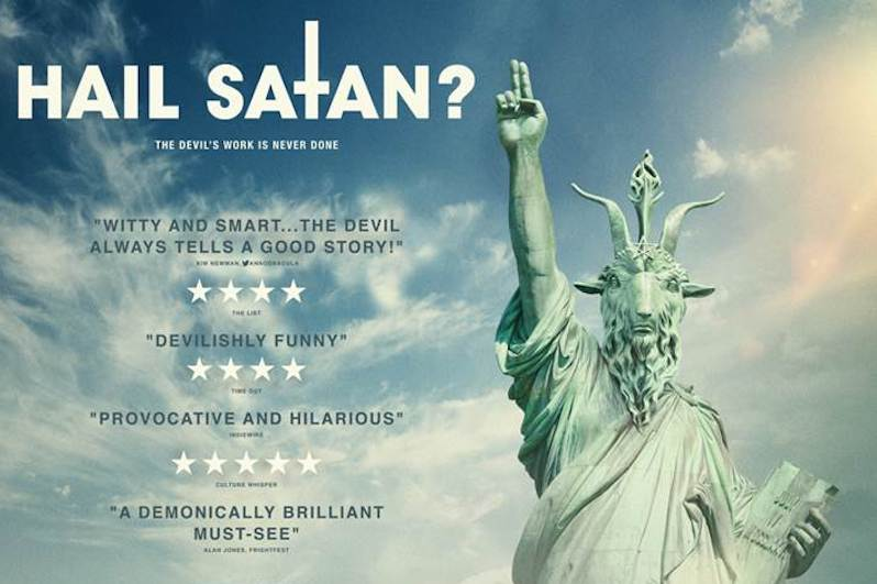 Movie:  Hail Satan? (2019)