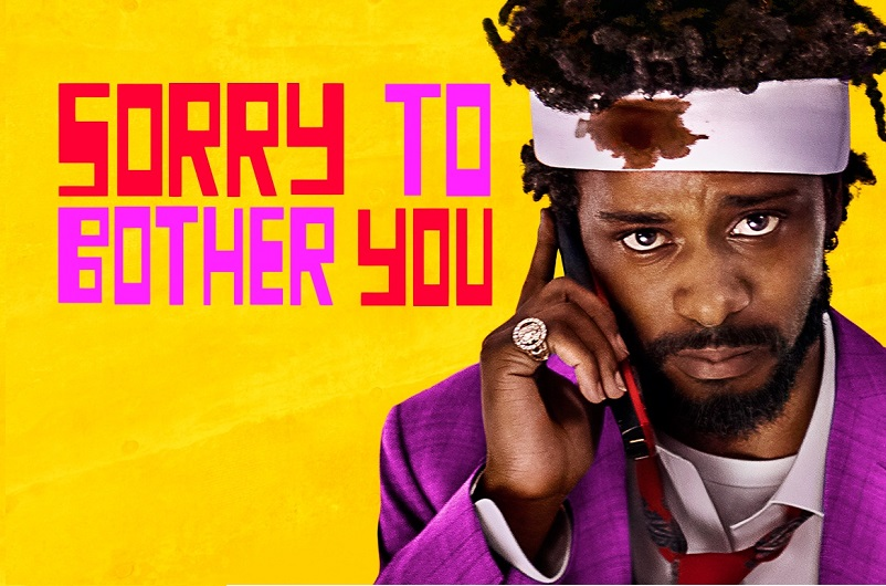 Movie: Sorry To Bother You (2018)