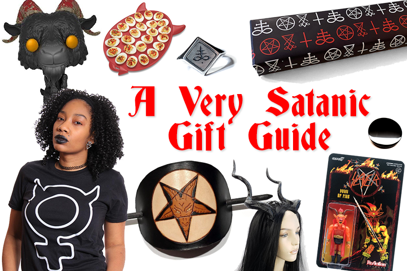 A Very Satanic Gift Guide
